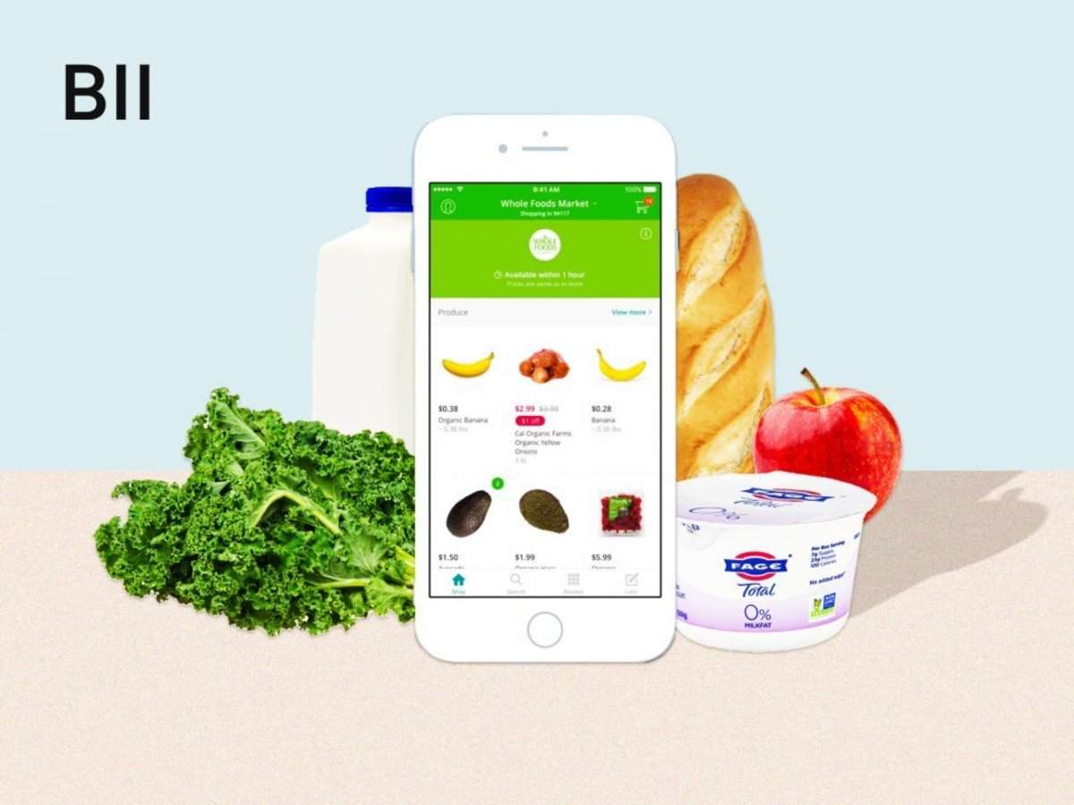 THE ONLINE GROCERY REPORT: The market, drivers, key players, and opportunities in a rising segment of e-comme