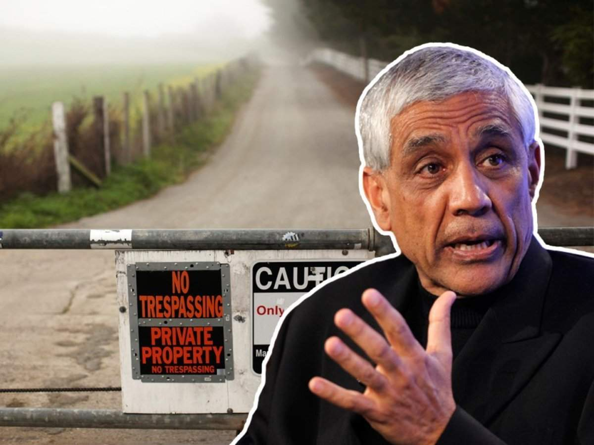 Tech billionaire Vinod Khosla has sued California and a county sheriff in what is the latest battle in the in