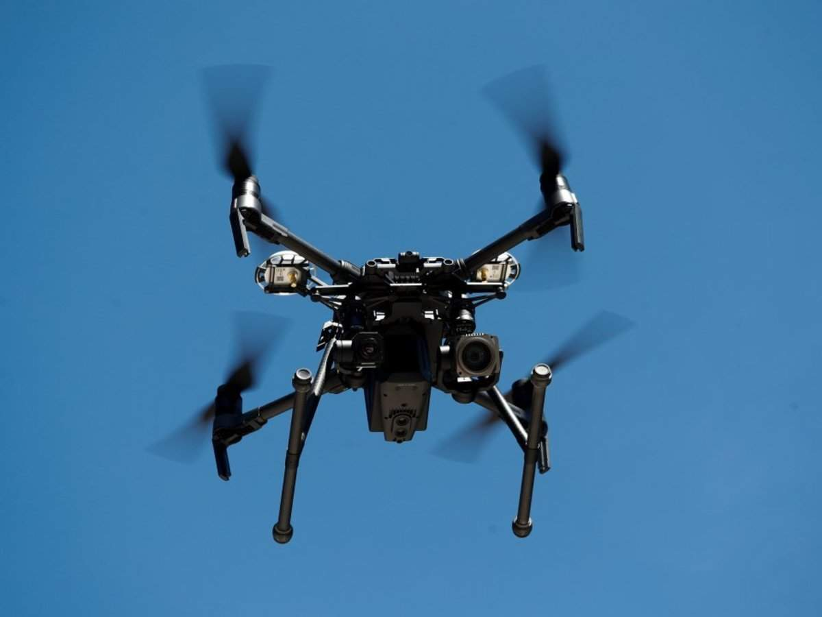 So many drones and aircraft swarmed the site of Kobe Bryant's helicopter crash, the FAA was forced to close t