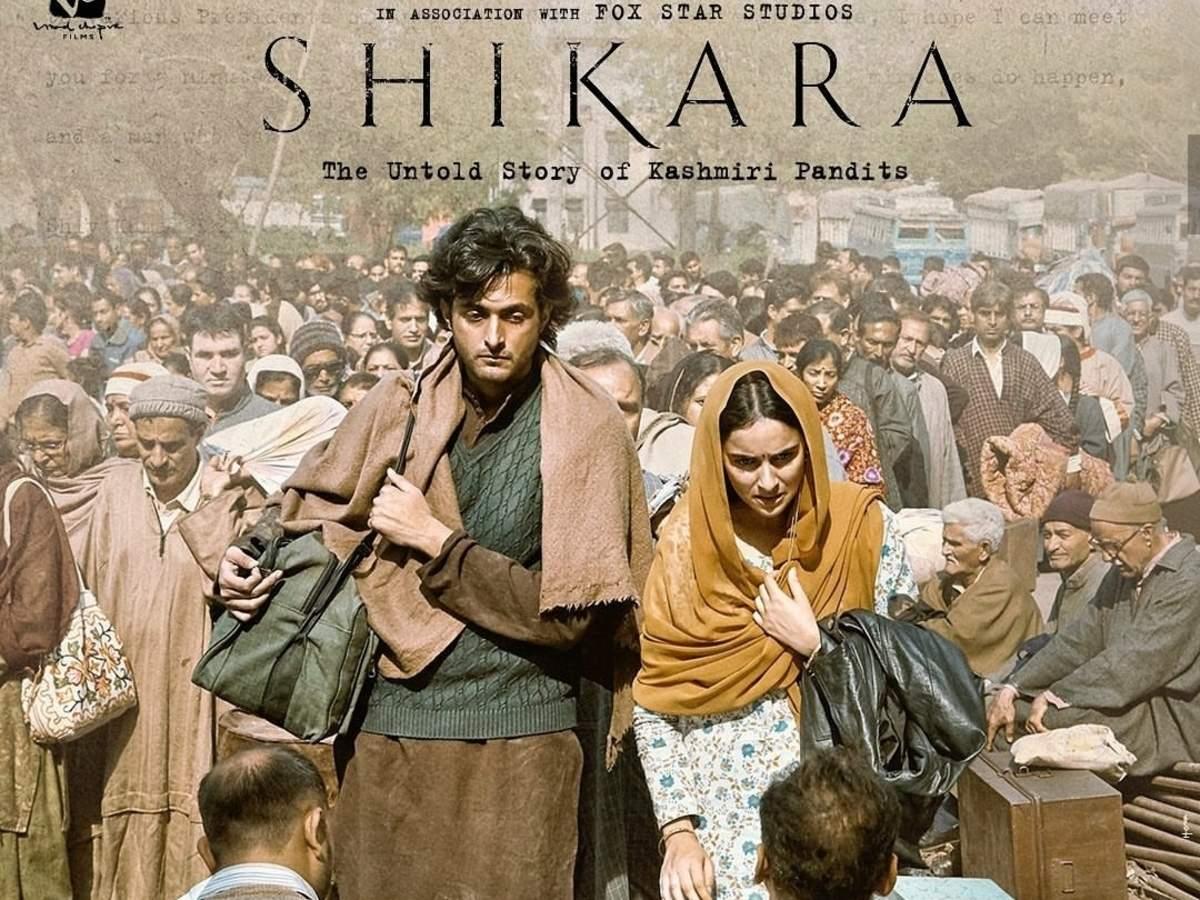 Vidhu Vinod Chopra's tribute to Kashmiri Pandits earns an endorsement from Titanic director James Cameron
