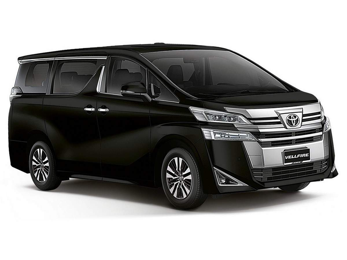 Upcoming Toyota Cars In India Vellfire Premium Mpv To Launch On