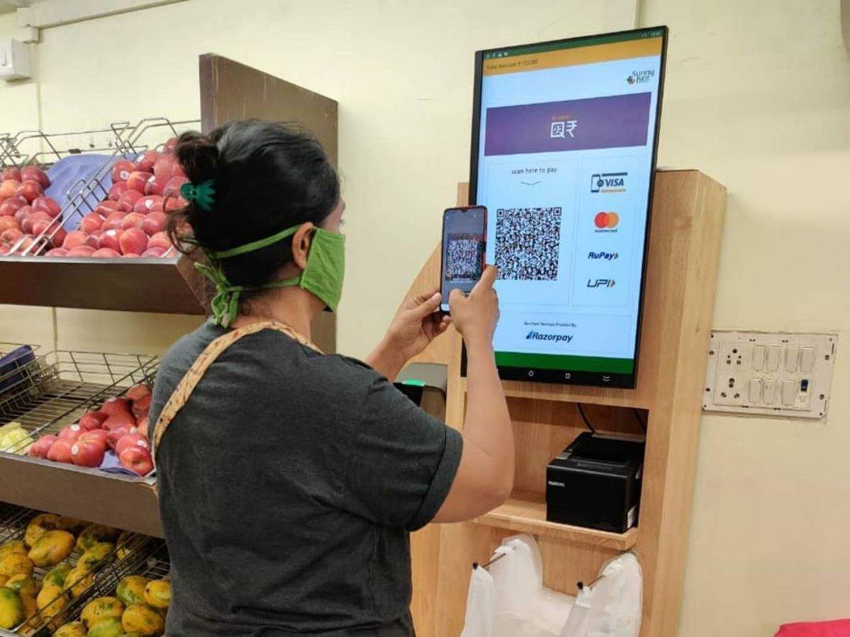 Scan and go stores crop up in India as contactless becomes key to shopping