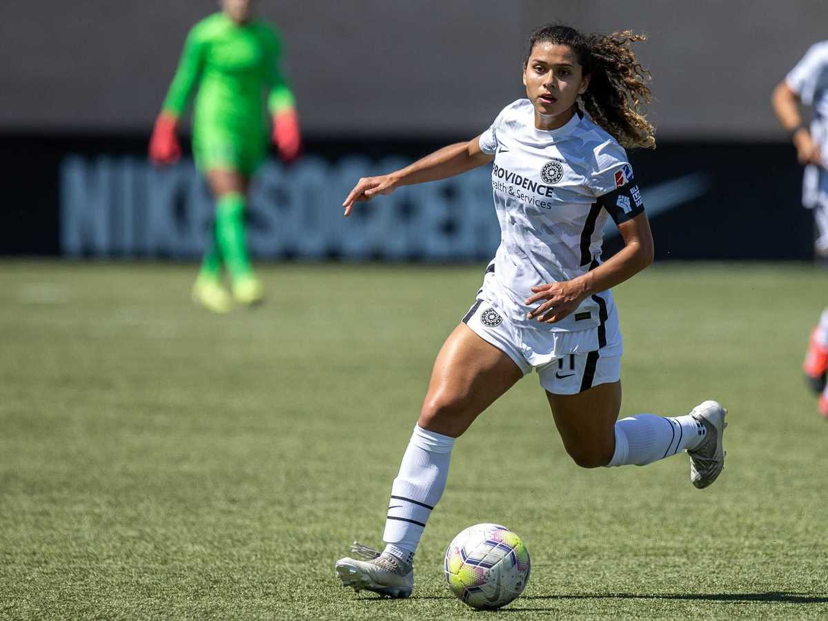 An Nwsl Superstar Pulled A Steph Curry After Scoring A Stunning First Goal With Her New Club Business Insider India
