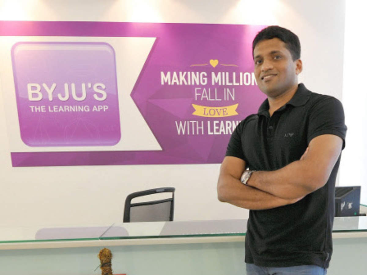 'India can provide teachers to the world, just like software engineers,' says Byju Raveendran as he plans to take his $11 billion edtech startup to US shores