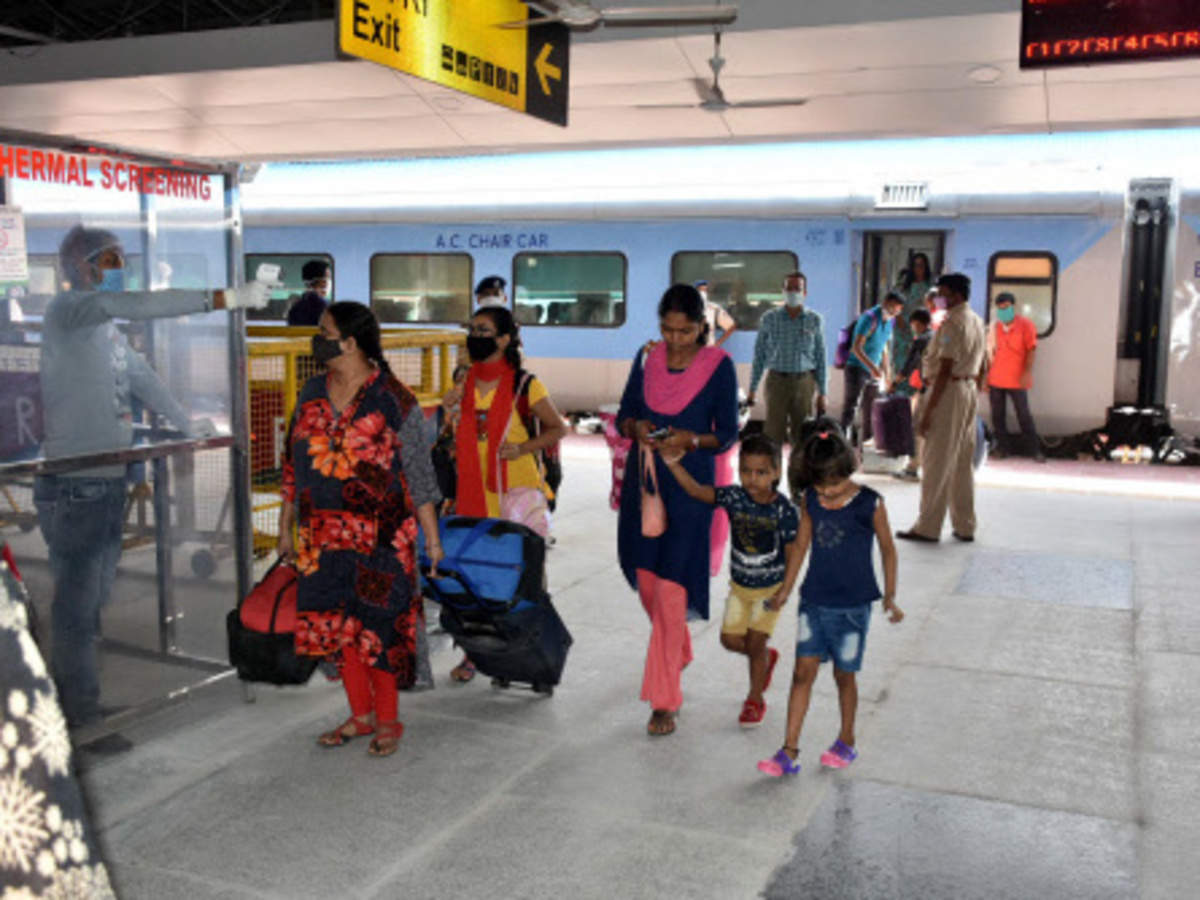 railways ready to open mumbai local trains for all commuters | business  insider india