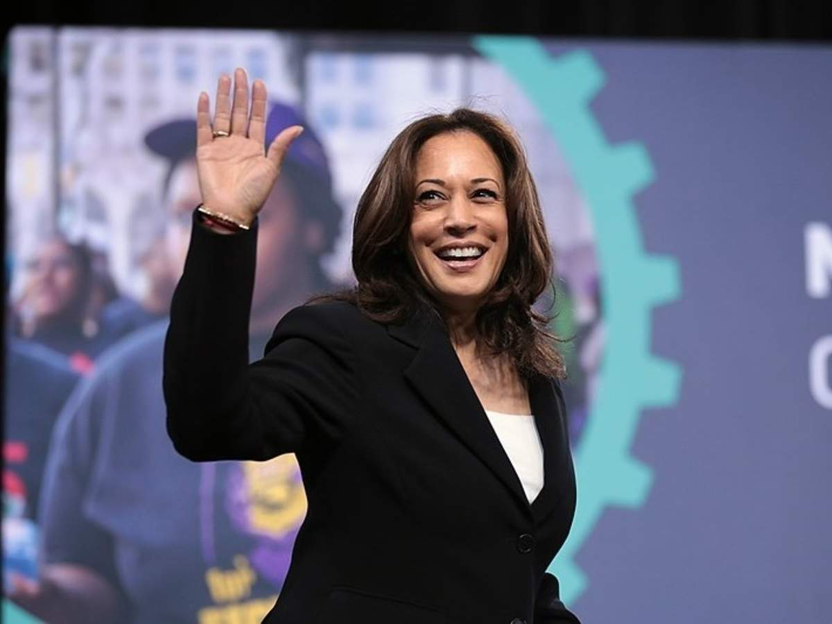 An Immigrant S American Dream Comes True As Kamala Harris Will Now Hold The Second Highest Office In The Us Business Insider India