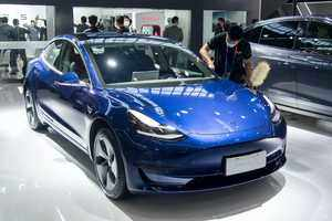 China is reportedly restricting use of Tesla cars by its military and ...