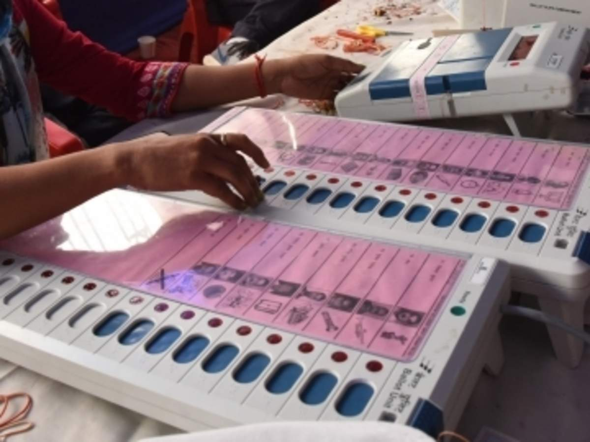 Election Commission suspends three presiding officials and orders repoll in Southern Assam after EVM machine found in BJP candidate wife's vehicle