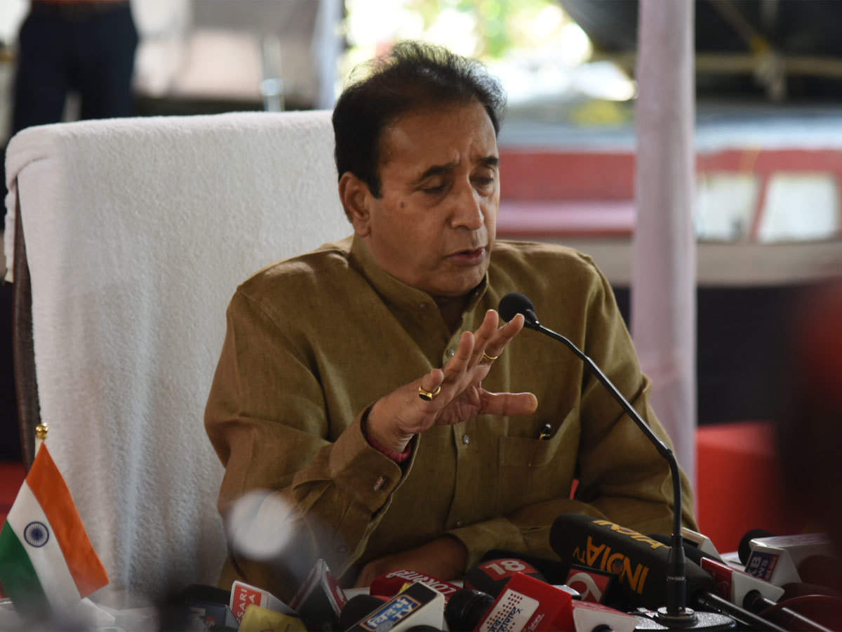 Maharashtra Home Minister Anil Deshmukh resigns, says NCP minister Nawab Malik