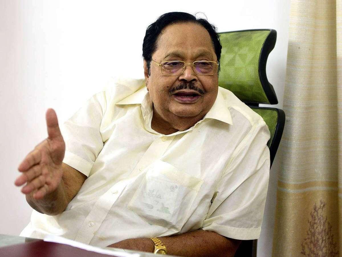 Durai Murugan has lost seat in Tamilnadu election 2021