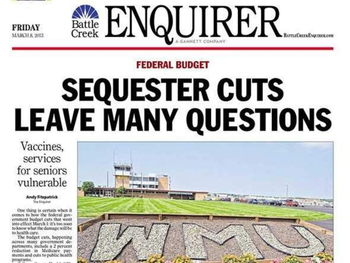 The Sequester Cuts Go A Lot Deeper Than White House Tours