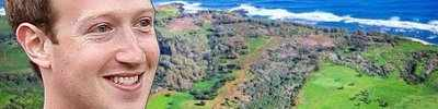 Mark Zuckerberg is suing hundreds of Hawaiians to protect his 700-acre Kauai estate