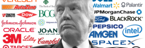 Trump has met with 81 executives since being elected president - here's who made the cut