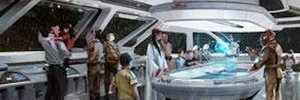 Disney wants to launch a 'Star Wars' starship luxury resort, and it looks like a fan's dream