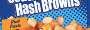 Hash browns are being recalled in 9 states because they may contain golf ball materials