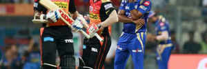 IPL 2017, SRH vs MI: Hyderabad looking to confirm their playoffs place against 'top placed' Mumbai