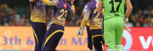 IPL 2017: Top 5 Plays from Bangalore vs Kolkata