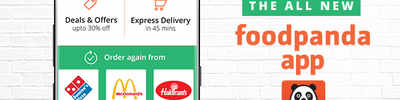 Foodpanda has a Surprise for Indian users on its Fifth Anniversary
