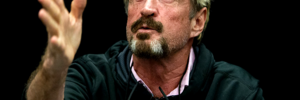 John McAfee's latest gambit is mining Ethereum -the cryptocurrency that's up nearly 4000% this year