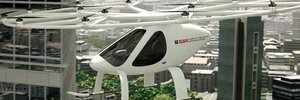 This futuristic, flying taxi will shuttle passengers in Dubai later this year