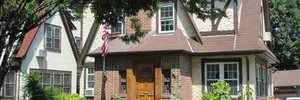 Trump's childhood home is now listed on Airbnb - and up to 20 people can stay in it for $816 a night