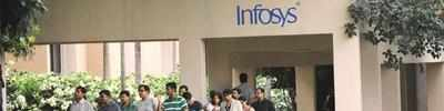 Infosys' stocks plunge over 8% as Vishal Sikka quits