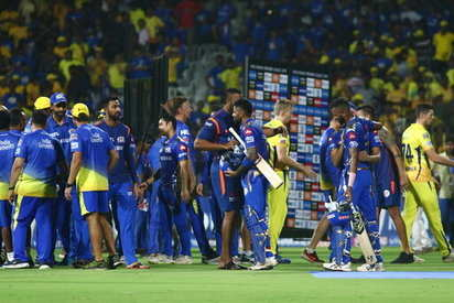CSK vs MI IPL final 2019: MS Dhoni may be having one of his