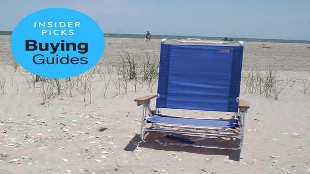 fb354ac14d4 The best beach chair in 2019 - Business Insider