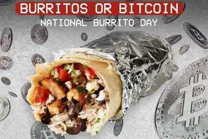 Bitcoin or Burritos