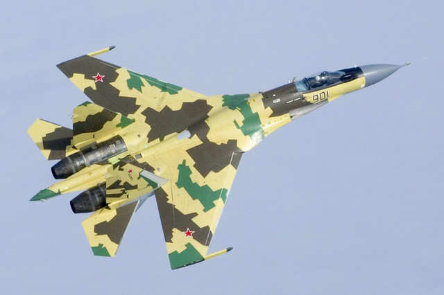 Russia's Fourth-Gen Fighter Could Be The Best Thing On The Market