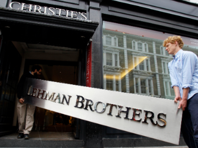the lehman brother s bankruptcy Lehman filed for bankruptcy and merrill lynch sold itself to bank of america on a day in which the us lehman brothers holdings inc filed for.