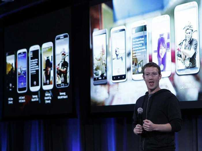 Mark Zuckerberg takes people he wants to hire on a walk through the woods.
