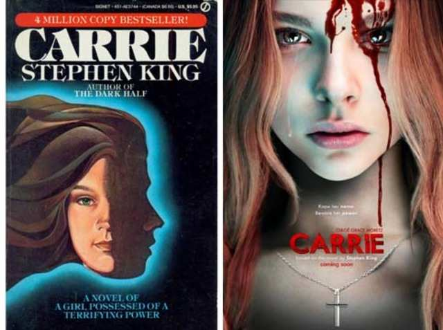 a girl out for revenge in carrie by stephen king Cultural studies: the eternal revenge carrie white endures precisely because her story is timeless — she's a teenage girl stephen king based carrie on.
