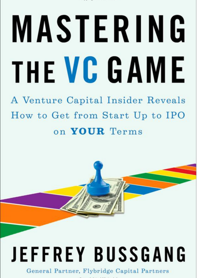 11 books startup founders should read before pitching vcs