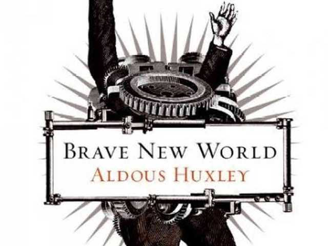 an analysis of universal happiness in brave new world by aldous huxley Stability, silence, and progression: analysis of but a limited pursuit of happiness the government in aldous huxley's aldous huxley's brave new world.