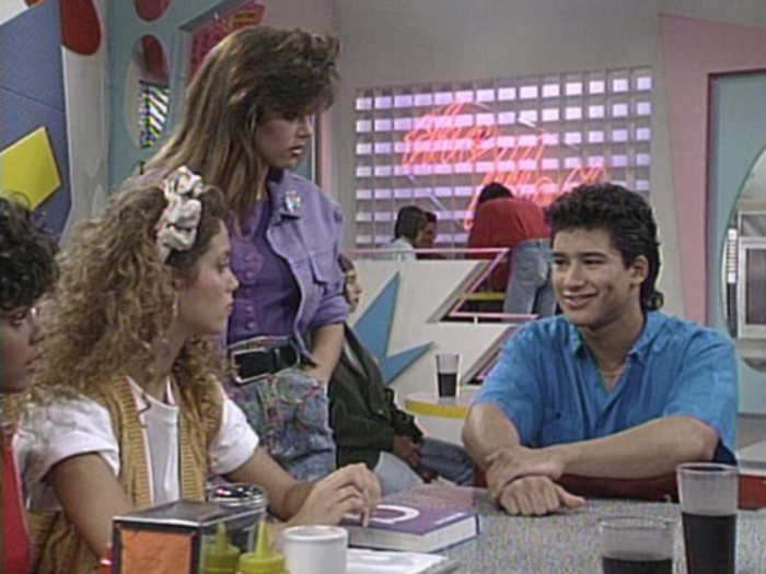 """""""Saved By The Bell"""" (1989-1993)"""