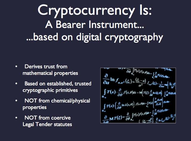 bitcoin principas