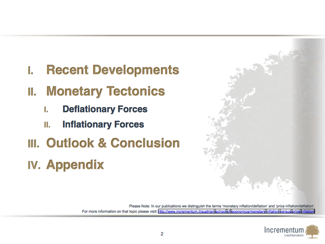 MONETARY TECTONICS: Here Are 50 Slides Detailing The War Between