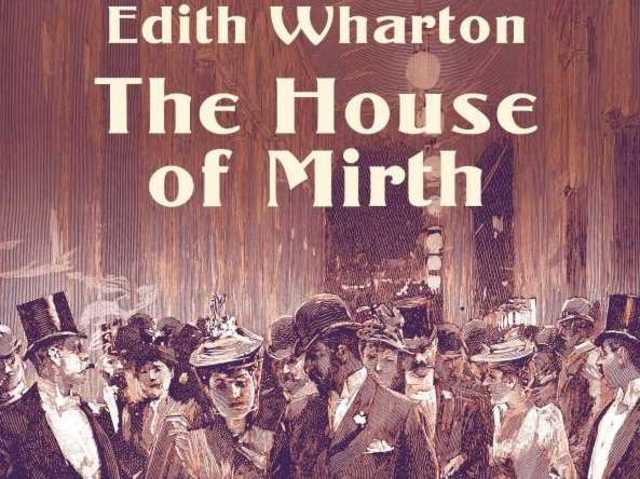 characterization of lily bart in edith whartons the house of mirth The house of mirth by edith wharton  she is defined by her social status as  much as the charwoman or lily bart or gertrude farish in a world where social.