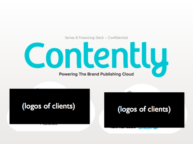 This 14-Slide Pitch Deck Helped Content Startup Contently Land $9