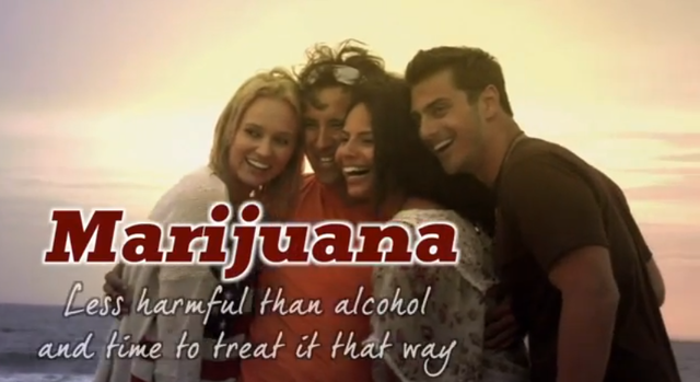 Marijuana can help people trying to cut back on drinking