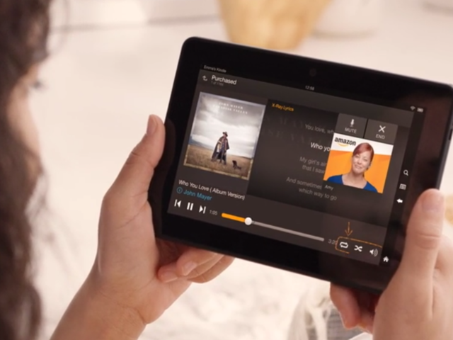Now check out the Kindle Fire HDX's other features     | Business