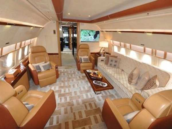 The Interior Design Of Airbus New Corporate Jet Is Truly Ingenious
