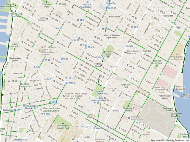 15 Rules For Riding A Bike In New York City | BusinessInsider