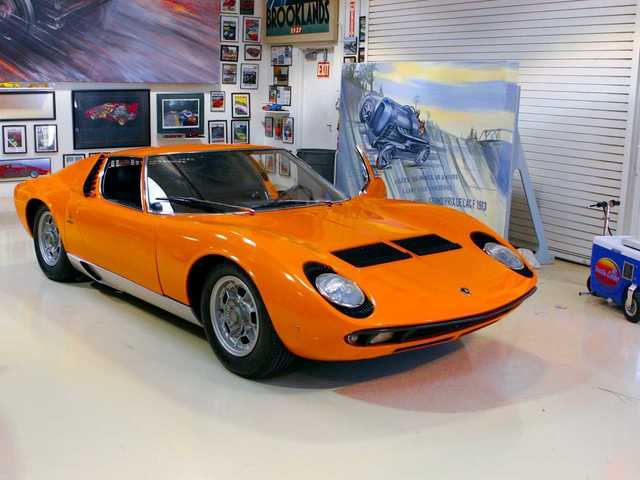 The 25 Coolest Cars In Jay Leno\u0027s Garage