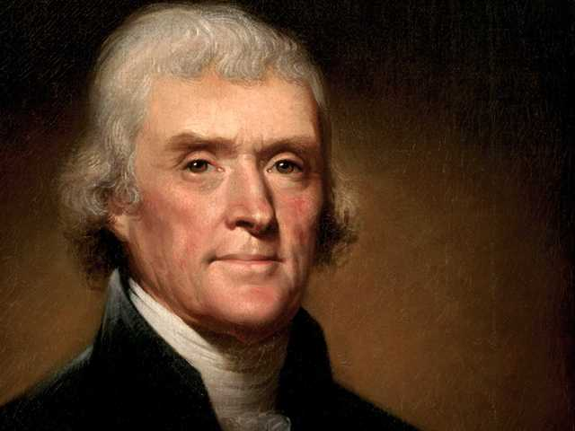 the life and career of thomas jefferson He was also influenced by the writings of the british empiricists, in particular, john locke and thomas paine thomas jefferson's personal life.