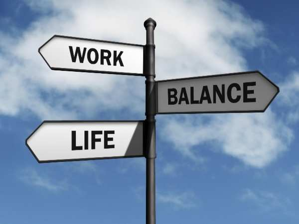 work life balance thesis in india