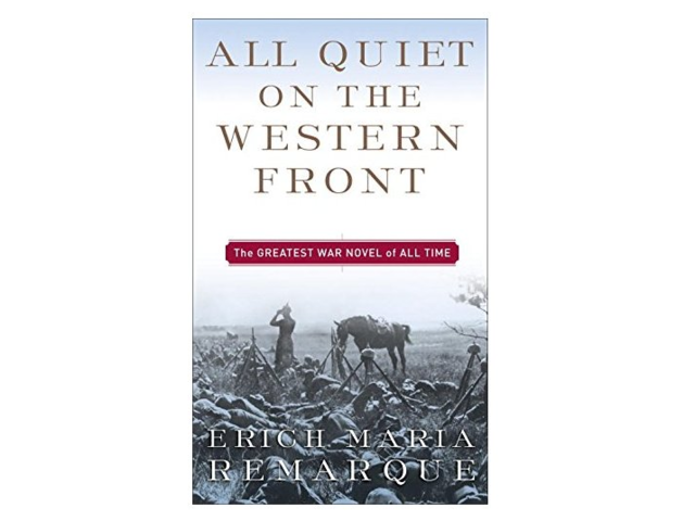 an analysis of the anti war concept in the novel all quiet on the western front by erich maria remar A summary of themes in erich maria remarque's all quiet on the western front all quiet on the western front erich maria the novel whereas war novels.