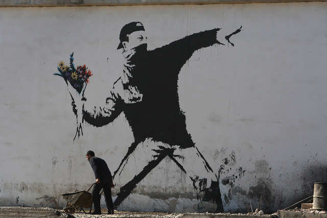 banksy: the worlds most famous graffiti artist essay Check out our top free essays on banksy graffiti to help creator of the famous obama across the world when hip-hop is discussed as an art form and.