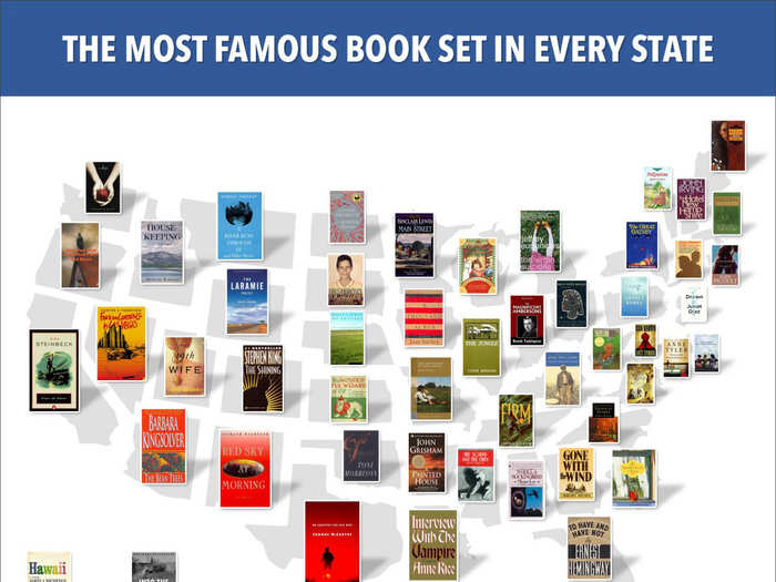 """""""The Great Gatsby"""" was an easy pick for the most famous book set in New York."""